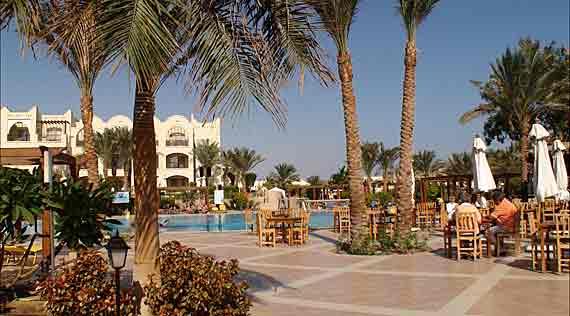 JAZ Makadi Star Spa - Makadi Bay, Hurghada, Rotes Meer, Ägypten