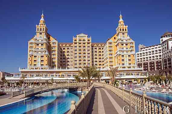 Hotel Royal Holiday Palace - Antalya-Lara, Türkische Riviera, Türkei (Urlaub, Reisen, Last-Minute-Reisen)