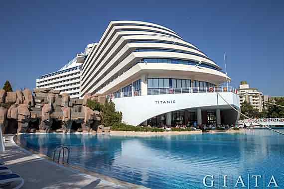 Titanic Hotel Istanbul  Star