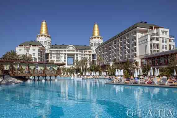 Hotel Delphin Diva - Antalya-Lara, Türkische Riviera, Türkei (Urlaub, Reisen, Last-Minute-Reisen)