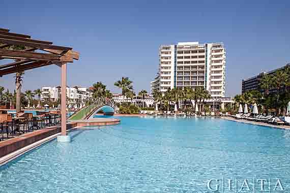 Barut Hotels Lara Resort Spa - Antalya-Lara, Türkische Riviera, Türkei (Urlaub, Reisen, Last-Minute-Reisen)