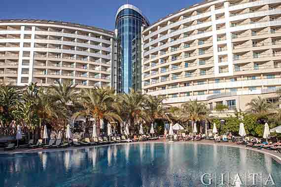 Hotel Royal Wings - Antalya-Lara, Türkische Riviera, Türkei (Urlaub, Reisen, Last-Minute-Reisen)