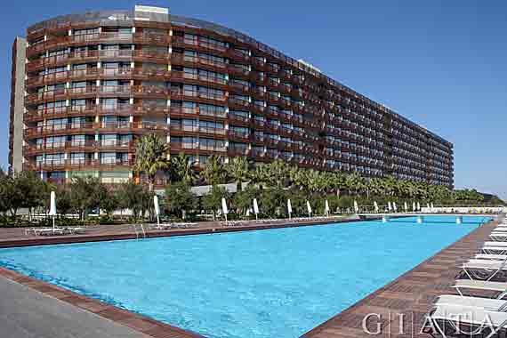 Hotel Kervansaray Lara - Antalya-Lara, Türkische Riviera, Türkei (Urlaub, Reisen, Last-Minute-Reisen)