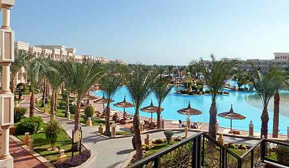 Albatros Palace Resort in Hurghada - Rotes Meer, Ägypten ( Urlaub, Reisen, Lastminute-Reisen, Pauschalreisen )