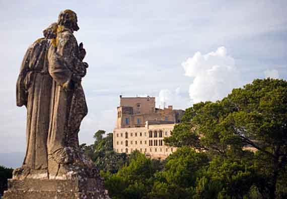 Kloster Santuari de Sant Salvador, Mallorca, Spanien (Reisen, Urlaub, Lastminute)
