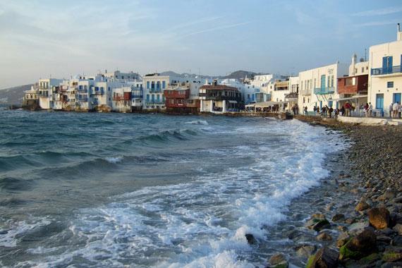 Griechische Insel Mykonos (Kykladen Inseln) ( Urlaub, Reisen, Lastminute-Reisen, Pauschalreisen )