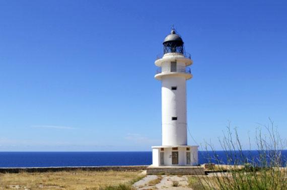 Balearen, Formentera - Der Leuchtturm von Mola ( Urlaub, Reisen, Lastminute-Reisen, Pauschalreisen )