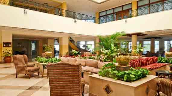 Hostmark Grand Seas Resort in Hurghada - Rotes Meer, Ägypten ( Urlaub, Reisen, Pauschalreisen, Last Minute Reisen )