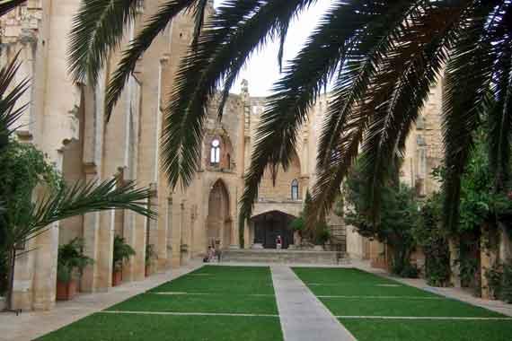 Son Servera - Església Nova (Neue-Kirche), Mallorca ( Urlaub, Reisen, Lastminute-Reisen, Pauschalreisen )