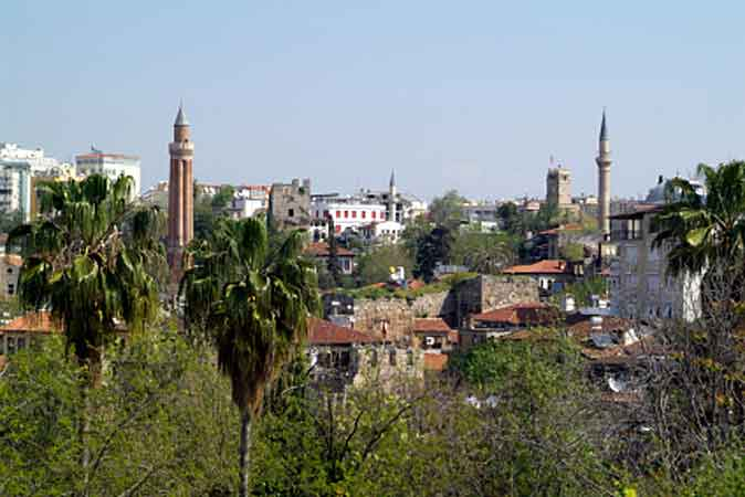 Altstadt Antalya - Türkische Riviera, Türkei ( Urlaub, Reisen, Lastminute-Reisen, Pauschalreisen )