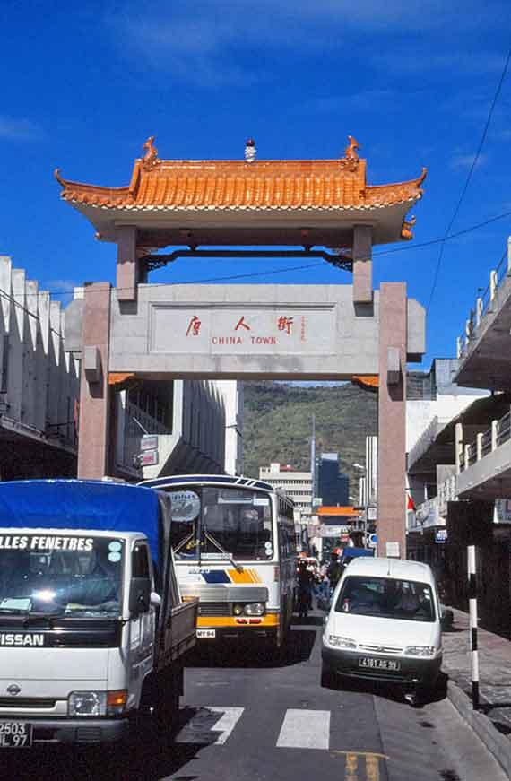 Indischer Ozean, Mauritius - China Town in Port Louis ( Urlaub, Reisen, Lastminute-Reisen, Pauschalreisen )