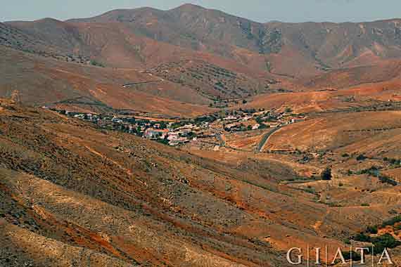 Betancuria, Fuerteventura, Kanaren ( Urlaub, Reisen, Lastminute-Reisen, Pauschalreisen )