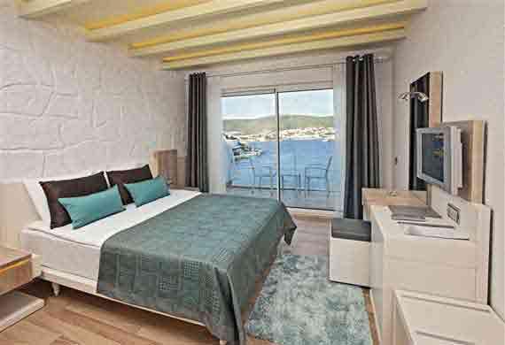 Hotel Voyage Bodrum Zimmer - Halbinsel Bodrum, Türkei Südägäis (  Urlaub, Reisen, Lastminute-Reisen, Pauschalreisen )