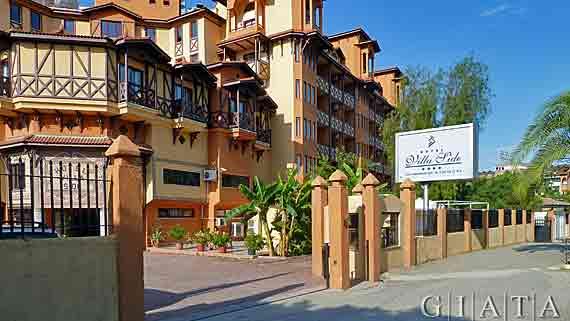 Turkei Side Sun Beach Hotel