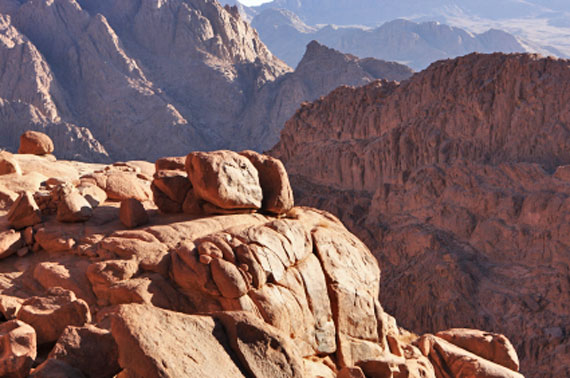 Ägypten, Sinai - Berg des Moses (Urlaub, Reisen, Last-Minute-Reisen, Pauschalreisen)