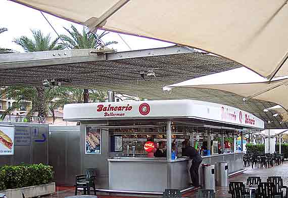 Ballermann 6, Playa de Palma, Mallorca, Spanien (Reisen, Urlaub, Lastminute)