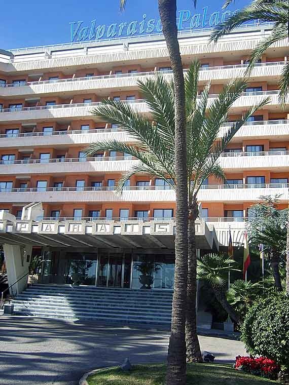 Grupotel Valparaiso Palace - Palma de Mallorca, Mallorca ( Urlaub, Reisen, Lastminute-Reisen, Pauschalreisen )