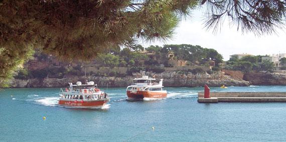 Balearen, Mallorca - Porto Cristo, Ausflugsboote ( Urlaub, Reisen, Lastminute-Reisen, Pauschalreisen )