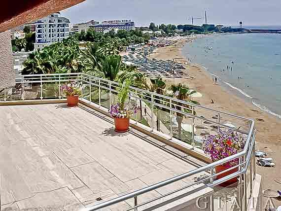 Hotel Aska Just In Beach - Avsallar-Incekum, Alanya, Türkische Riviera, Türkei ( Urlaub, Reisen, Lastminute-Reisen, Pauschalreisen )