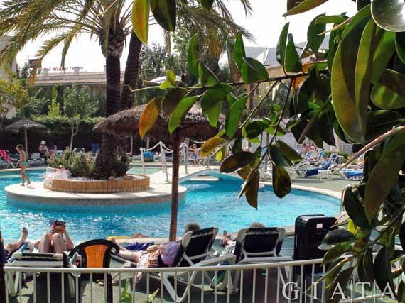 Hotel Astoria Playa - Alcudia, Mallorca ( Urlaub, Reisen, Lastminute-Reisen, Pauschalreisen )