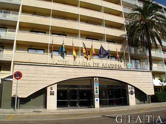 Bahía de Alcudia Hotel, Puerto de Alcudia, Mallorca ( Urlaub, Reisen, Lastminute-Reisen, Pauschalreisen )