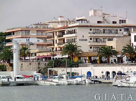 Hostal Port Corona - Cala Ratjada, Mallorca ( Urlaub, Reisen, Lastminute-Reisen, Pauschalreisen )