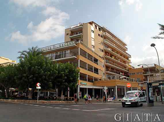 Hotel Encant - Playa de Palma, El Arenal, Mallorca, Spanien ( Urlaub, Reisen, Pauschalreisen, Last Minute Reisen )