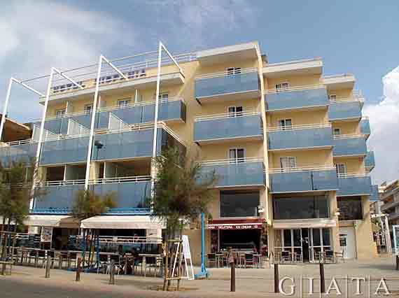 Hotel Hispania - Playa de Palma, S'Arenal, Mallorca, Spanien ( Urlaub, Reisen, Lastminute-Reisen, Pauschalreisen )