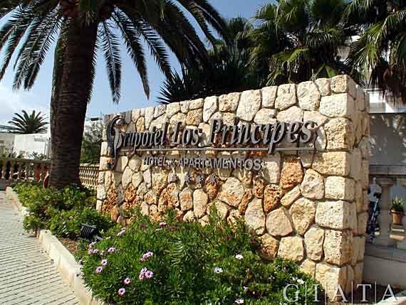 Grupotel Los Principes Spa Hotel Playa De Muro Radtouren