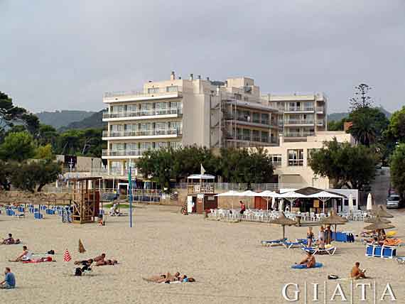 Hotel Na Forana Playa - Cala Ratjada, Mallorca ( Urlaub, Reisen, Lastminute-Reisen, Pauschalreisen )