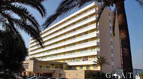 Hotel Samoa - Calas de Mallorca, Mallorca, Spanien ( Urlaub, Reisen, Lastminute-Reisen, Pauschalreisen )
