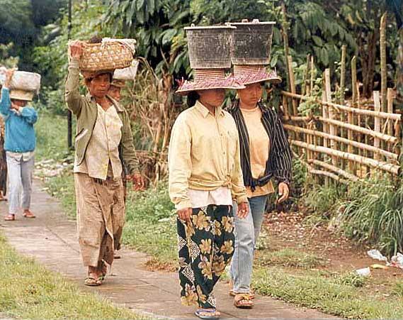 Indonesien, Bali - ferne, fremde Welt (Urlaub, Reisen, Last-Minute-Reisen, Pauschalreisen)