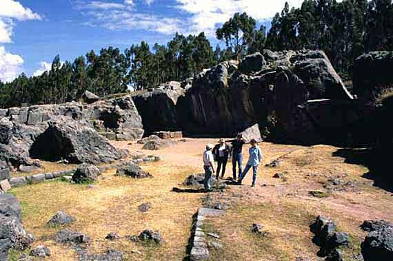 Peru, Ausgrabungen im Heiligen Tal, El Valle Sagrado ( Urlaub, Reisen, Lastminute-Reisen, Pauschalreisen )