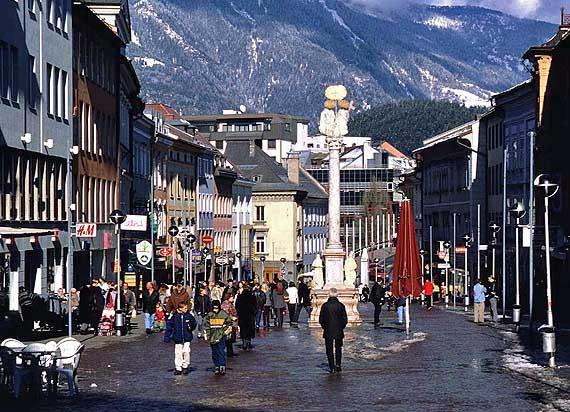 Österreich, Villach - buntes Mosaik ( Urlaub, Reisen, Lastminute-Reisen, Pauschalreisen )