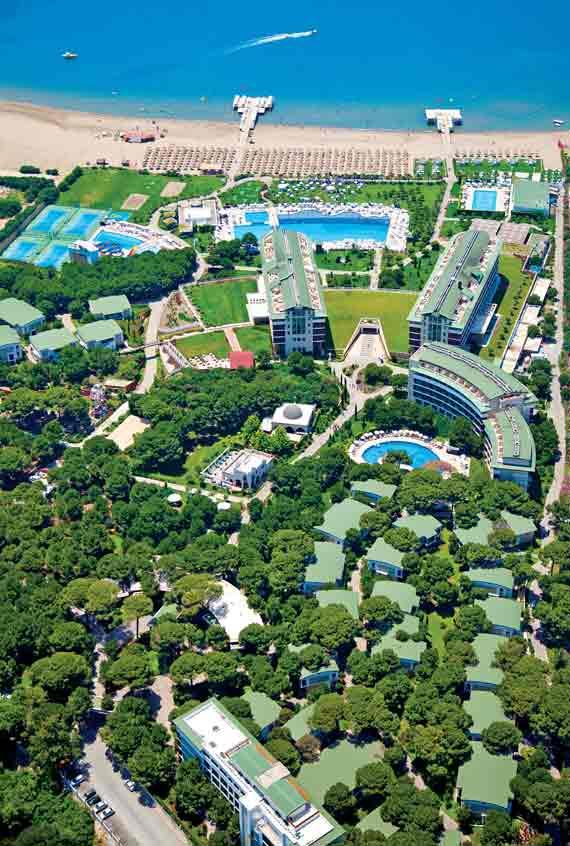 Hotel Voyage Belek Golf & SPA - Antalya-Belek, Türkische Riviera, Türkei ( Urlaub, Reisen, Lastminute-Reisen, Pauschalreisen )