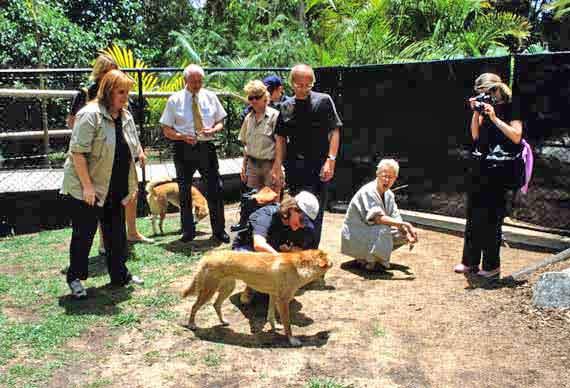 Australien, Queensland - Australia Zoo ( Urlaub, Reisen, Lastminute-Reisen, Pauschalreisen )