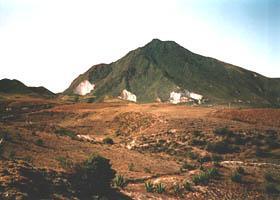 Türkei - Berglandschaft in der Osttürkei