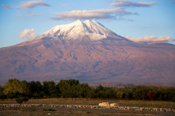 Türkei, Berg Ararat in Ostanatolien (Urlaub, Reisen, Last-Minute-Reisen, Pauschalreisen)