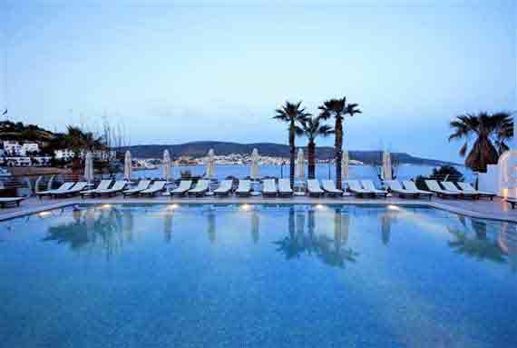 Hotel Voyage Bodrum Pool - Halbinsel Bodrum, Türkei Südägäis (  Urlaub, Reisen, Lastminute-Reisen, Pauschalreisen )