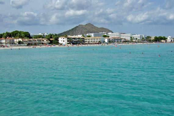 Playa de Muro (Platja de Muro) - Alcudia, Mallorca, Spanien ( Urlaub, Reisen, Lastminute-Reisen, Pauschalreisen )