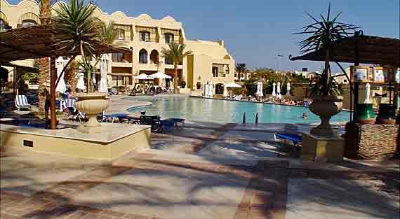 Hotel Sol y Mar Makadi Sun in Makadi Bay - Hurghada, Rotes Meer, Ägypten