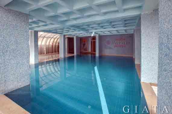 Hotel Incekum Su, vorher Aska Baran - Avsallar-Incekum bei Alanya, Türkische Riviera, Türkei ( Urlaub, Reisen, Lastminute-Reisen, Pauschalreisen )