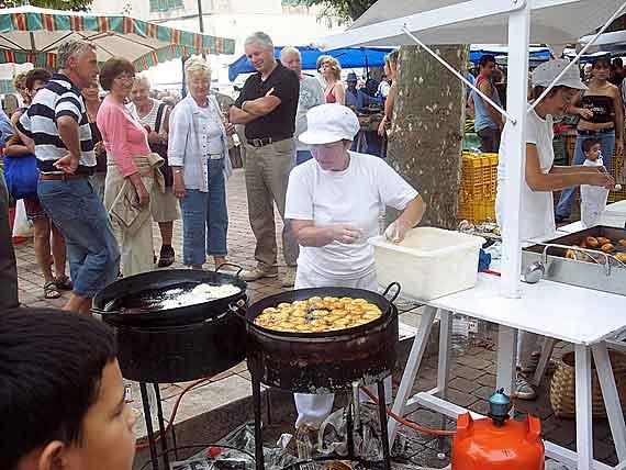 Markt in Alcudia, Mallorca, Spanien (Reisen, Urlaub, Lastminute)