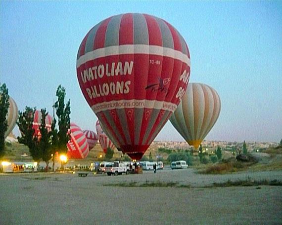 Türkei, Anatolien, Kappadokien – Göreme Ballonfahrt ( Urlaub, Reisen, Lastminute-Reisen, Pauschalreisen )