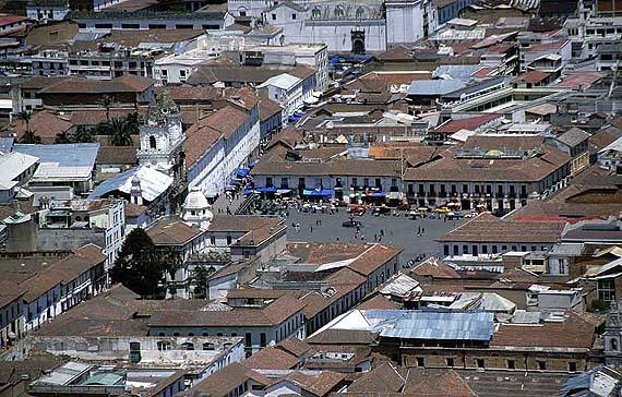 Ecuador - Weltkulturerbe Quito ( Urlaub, Reisen, Lastminute-Reisen, Pauschalreisen )