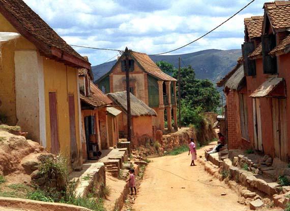 Madagaskar, Ambohimanga - Blauer Hügel ( Urlaub, Reisen, Lastminute-Reisen, Pauschalreisen )