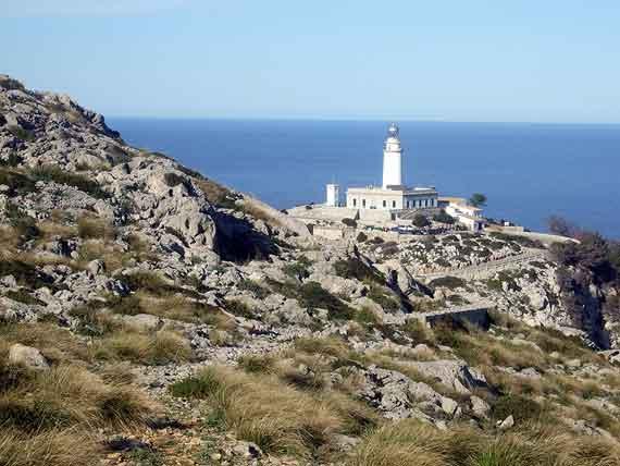Leuchttturm Cap de Formentor, Mallorca, Spanien (Reisen, Urlaub, Lastminute)