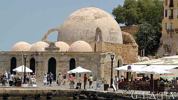 Griechische Insel Kreta - Charmantes Chania ( Urlaub, Reisen, Lastminute-Reisen, Pauschalreisen )