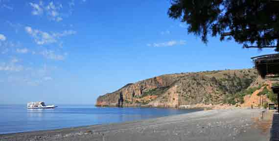 Sougia, Region Chania, Kreta ( Urlaub, Reisen, Lastminute-Reisen, Pauschalreisen )