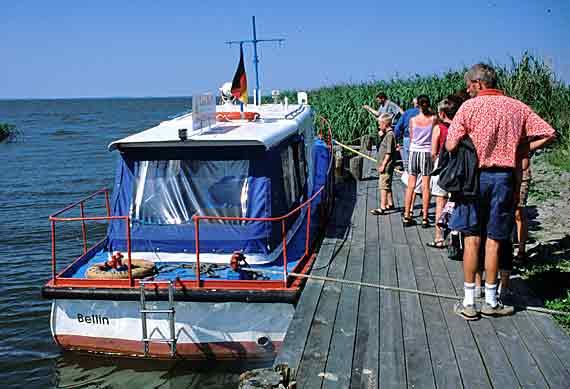 Stettiner Haff – Ostsee, Mecklenburg-Vorpommern, Deutschland (Urlaub, Reisen, Last-Minute-Reisen)